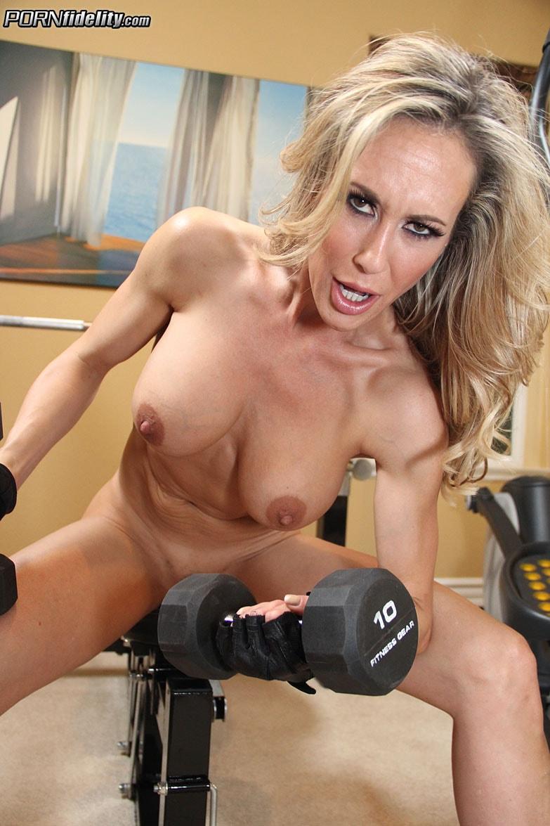 brandi love gym porn № 22162