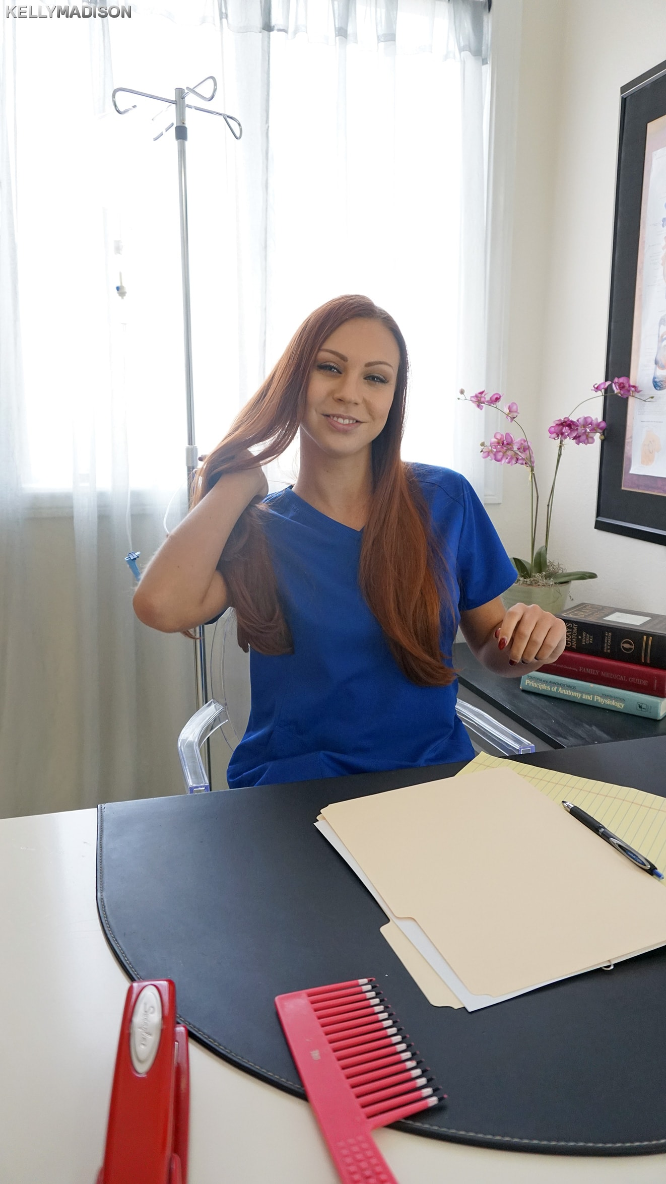 Ornella Morgan - SS Nurses 2 | Picture (9)